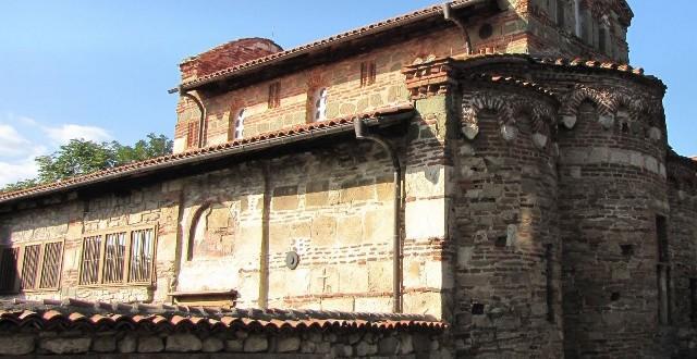 митрополия в стария град на Несебър