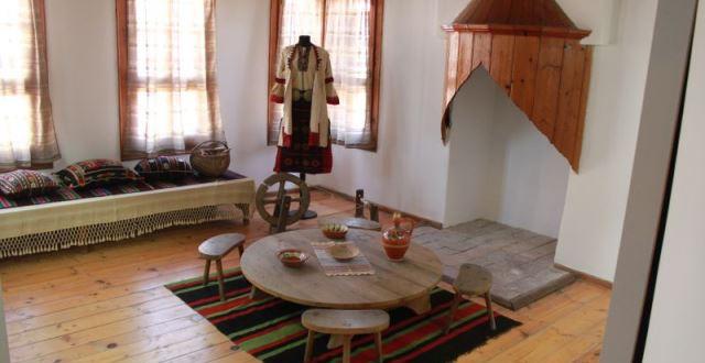 Етнографски музей в Несебър