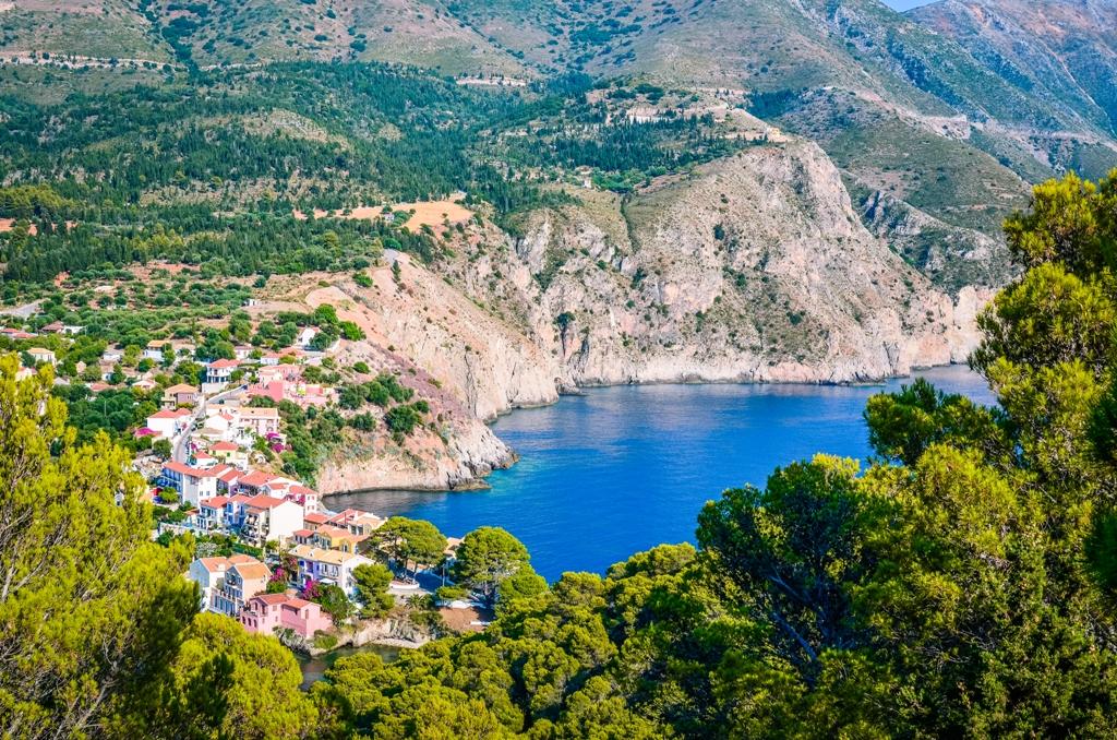 остров в Гърция