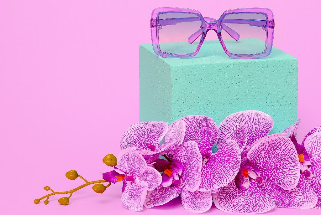 Цветни слънчеви очила